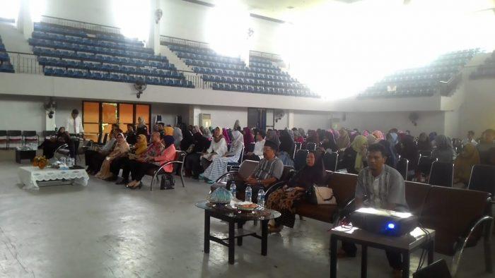HMJ-KG Adakan Seminar Nasional